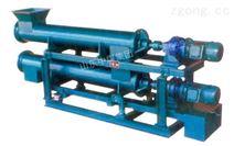 LXC型稱重式螺旋給料機