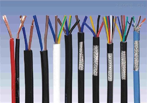 三線組24對分屏蔽ZR-JYJVP22信號屏蔽電纜