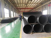 鋼帶增強型聚乙烯螺旋波紋管