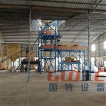 立式板材砂生产线