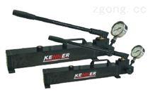 超高压手动液压泵1