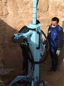 环保场调用直推取土机械