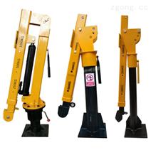 多功能車載吊運機360旋臂式小型吊機