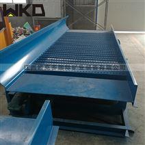 供应新型鼓动溜槽 沙金分级设备溜槽