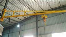 kbk軌道壁式旋臂吊小型起重機