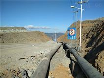 DN300mm尾矿库回水管道