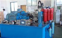 粉末壓鑄液壓系統