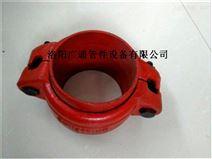 卡箍式柔性管接頭