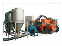 橡膠硫磺母粒造粒機(工藝)