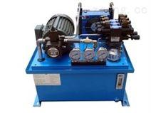 緊湊型液壓泵站