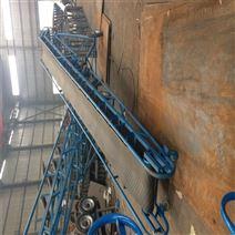 800宽化肥水泥升降皮带运输机