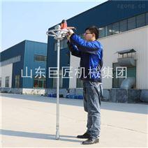 SJD-2A便携式电动打井机巨匠50米民用钻井机