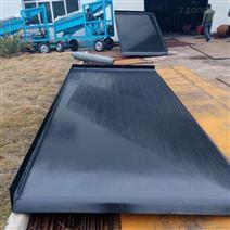 6-S水選玻璃鋼沙金分選搖床設備廠家