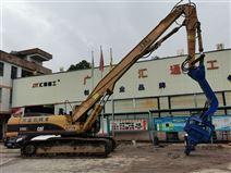 挖掘机15米打桩臂信誉保证