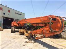 挖掘机15米打桩臂优质服务