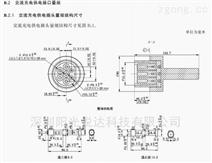 直流充電車輛插座量規GBT34657.1-2017