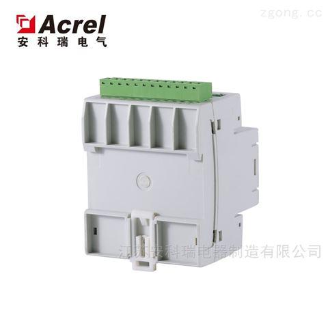 安科瑞導軌式多回路電力儀表 帶按鍵操作