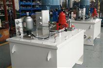 成型机液压系统