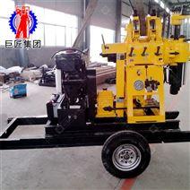 XYX-200轮式液压岩芯钻机