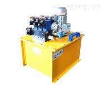 多路控制電動泵