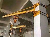 墻壁吊旋臂起重機
