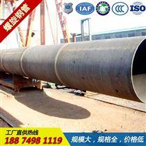引水灌溉項目用螺旋鋼管