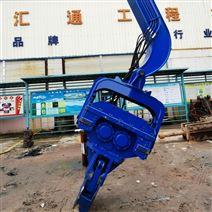 挖機振動打樁錘、液壓打樁機價格實惠