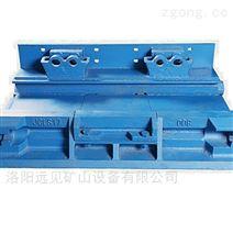 定制刮板機中部槽、鏈輪組件鑄造齒軌