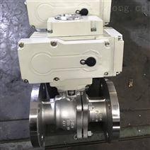 電動不銹鋼球閥標準304調節閥耐腐蝕