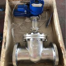 電動不銹鋼閘閥標準316材質耐腐蝕