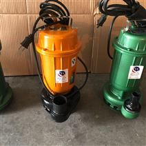 WQD10-11-0.75單相潛水排污泵